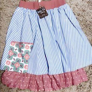 NWT Matilda Jane skirt